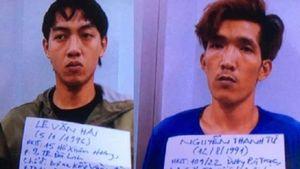 Chém 2 người tử vong vì cho rằng nhìn đểu khi nhậu trong quán cháo vịt