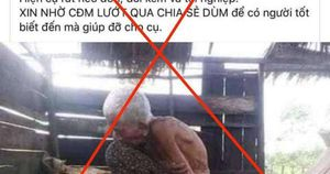 Đắk Lắk: Bác thông tin cụ bà 82 tuổi bơ vơ giữa dịch bệnh