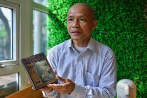 TS Nguyễn Mạnh Hùng: Sẽ có 5 ATM sách miễn phí trong tháng tư