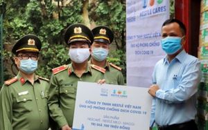 Nestlé Việt Nam chung tay chống dịch, khuyến khích lối sống tích cực