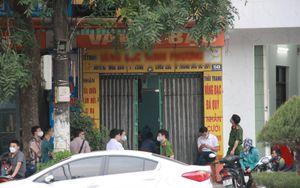 Chi cục trưởng thi hành án dân sự TP Thanh Hóa tử vong bất thường, nghi ngộ độc rượu