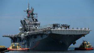 Chỉ trích Trung Quốc lợi dụng dịch Covid-19, Mỹ có động thái ở Biển Đông