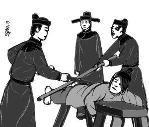 Bộ luật nào quy định vợ đánh chồng bị xử tử?