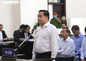 Khai báo thiếu thành khẩn, Vũ 'nhôm' bị tuyên y án 25 năm tù