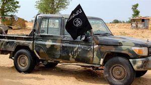 Nigeria giải cứu hơn 70 con tin bị phiến quân Boko Haram bắt giữ