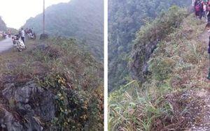 Hà Giang: Phát hiện cặp vợ chồng cùng xe máy dưới vực sau 5 ngày mất tích