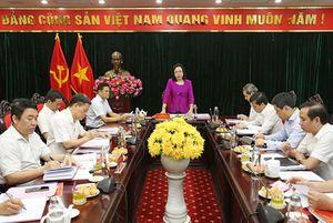 Phó Bí thư Thường trực Thành ủy: Đại hội Đảng bộ quận Ba Đình phải gương mẫu để làm điểm trong khối quận của Hà Nội
