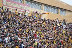 Cúp Quốc gia 2020: Trận Nam Định-Hoàng Anh Gia Lai mở cửa với khán giả