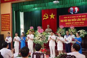 Xây dựng Lữ đoàn 131 Quân chủng Hải quân vững mạnh, toàn diện