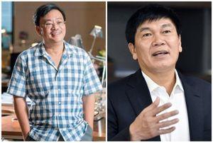 Tài sản ông chủ Hòa Phát, Masan tăng bao nhiêu...lại thành tỷ phú Forbes?