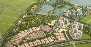 Hà Nội phê duyệt khu đô thị rộng 191,67 ha ở Yên Sở