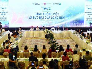TS Lê Xuân Nghĩa nói về cạnh tranh của ngành hàng không