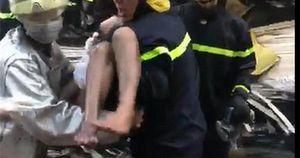TP.HCM: Giải cứu kịp thời 7 người trong vụ cháy nhà ở Bình Tân