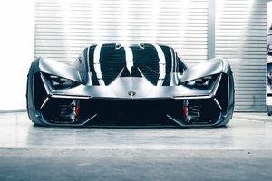 Lamborghini sẽ ra mắt siêu xe hybrid thay thế Aventador
