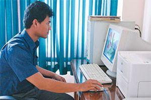 Bộ gõ 'độc' của chàng trai Khmer