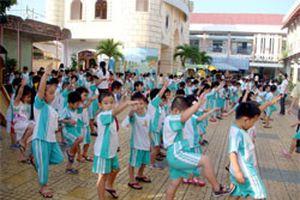 Chỉ tiêu tuyển sinh lớp 1 ở quận Ninh Kiều, Cần Thơ