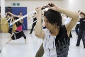 Những cô gái Samurai
