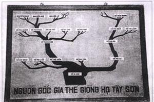 Gốc tích họ Hồ của vua Quang Trung