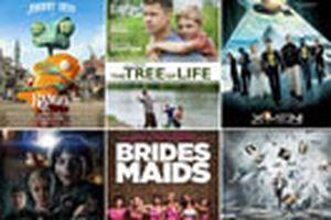 Top 10 phim hay nhất năm 2011