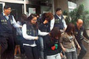 Phụ nữ Việt bị ép bán dâm ở Đài Loan
