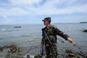 Philippines tố tàu Trung Quốc trở lại Scarborough