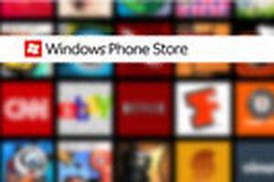 Marketplace đổi tên thành Windows Phone Store