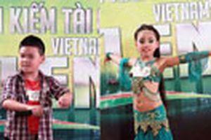 Thí sinh nhí 'đổ bộ' Vietnam's Got Talent