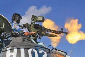 Bắc Kinh tập trận bắn đạn thật ở biển Đông