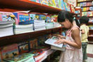 Cẩn trọng khi mua bản quyền sách thiếu nhi