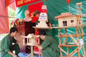 Mang Hoàng Sa, Trường Sa đến Hội trại truyền thống