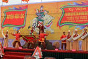 Lễ hội đền Bà Triệu