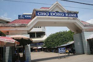 Khui 'chợ gián điệp' hoạt động 'kín' ở Lạng Sơn
