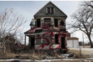 Thành phố Detroit của Mỹ phá sản: Biểu tượng lụi tàn