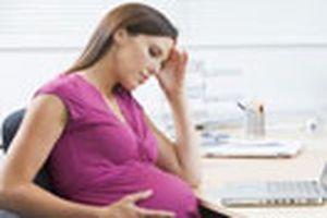 Cảnh giác tình trạng hoa mắt ở thai phụ