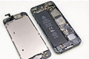 Hé lộ dung lượng pin iPhone 5C, iPhone 5S