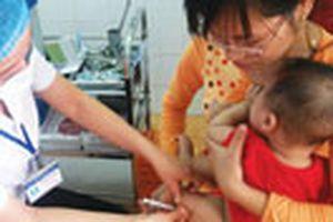 Phản ứng sau tiêm vắc xin Quinvaxem