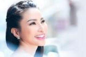 Hoa hậu Thế giới người Việt 2013 tại Mỹ My Na Lê: 'Tìm một người để yêu không dễ'