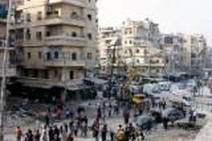Quân đội Syria tịch thu vũ khí Israel