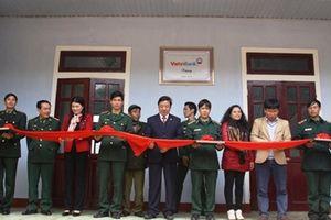 Khánh thành trạm xá quân dân y Pa Lin