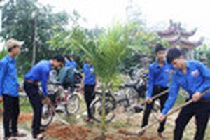 Ra quân thực hiện 'Năm Thanh niên tình nguyện 2014'