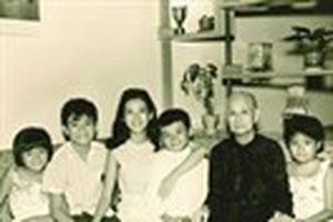Dấu son Thanh Minh - Thanh Nga - Kỳ 2: Đầm ấm với 2 dòng con