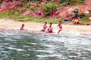 Báo động tình trạng trẻ em bị đuối nước
