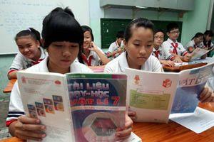 Sẽ có sách giáo khoa riêng của TP.HCM