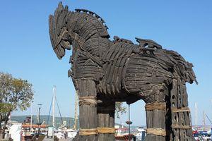 Thổ Nhĩ Kỳ du ký - Kỳ 5: Có hai con ngựa thành Troy
