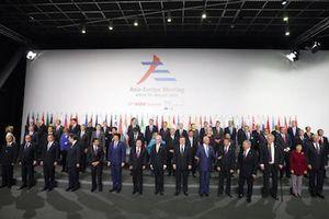 ASEM đánh giá cao 3 sáng kiến của Việt Nam