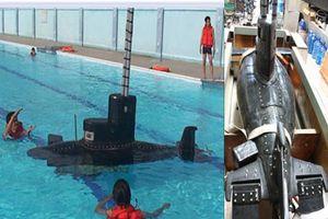 'Cha đẻ' tàu ngầm Yết Kiêu 1: 'Dự án của tôi để thắng đối thủ rất mạnh đang hăm he nước ta'