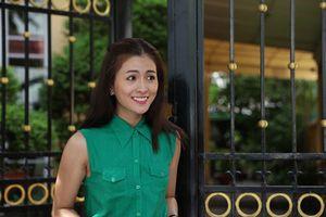 Chuyện tình trắc trở của Thùy Trang trong phim mới