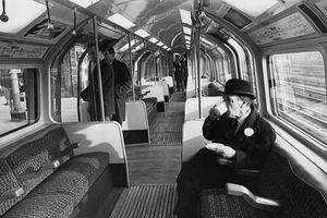 Ảnh hiếm hệ thống tàu điện ngầm ở Anh những ngày đầu