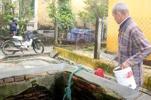 Trùng tu, bảo tồn hệ thống giếng cổ Hội An