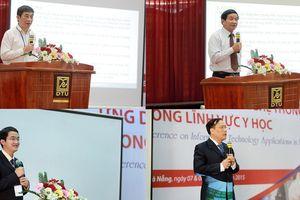 Hội thảo quốc tế 'Ứng dụng Công nghệ Thông tin trong Y học' đầu tiên ở DTU